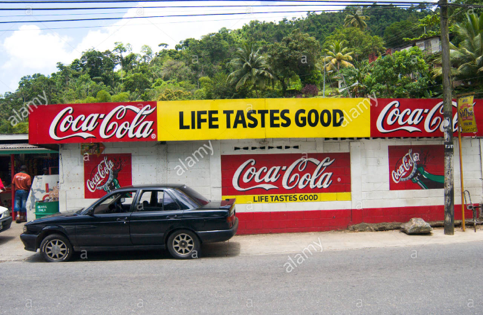 Trinidad: Weed Goes Better With Coke ?