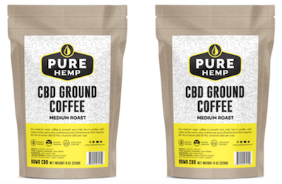 Reviewer Does Great Hype Job On CBD Coffee