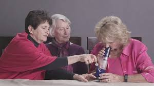 Fastest Growing Demographic For Smoking Pot – Yes Seniors !