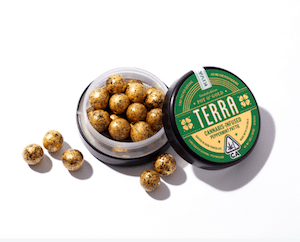 What Do You Not Need In Life.. The limited-edition Pot o' Gold Peppermint Pattie Terra Bites