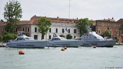 Italians Seize 6 Tons Of Hashish Of Coast of Sicily