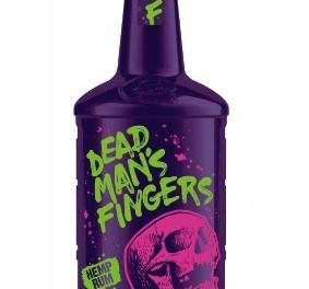 "Worst Named Hemp Product Of The Week ?  ""Dead Man's Fingers Hemp Rum with CBD"""