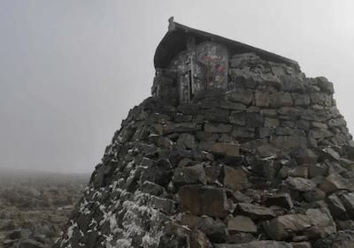 UK: Ben Nevis Hut Popular Spot For Weed Smokers