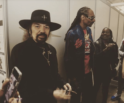 Too Much Snoop Is Barely Enough. He's Now  Chuffing It Up With Lynyrd Skynyrd