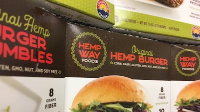 Yummy In My Tummy The Hemp Burger Is Here