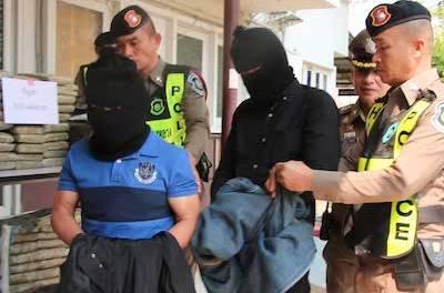 Thailand: 3 arrested, 500kg of marijuana worth over B7.6m seized
