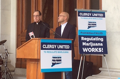 USA: Clergy Members Advocate for Legal Cannabis