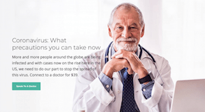Dodgy Geezers: This Cannabis Telehealth Company Is Now Offering COVID-19 Consultations For $39