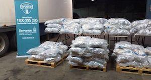 Ireland: Cannabis worth €5.54m seized at Rosslare port