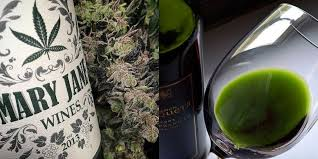 Infuse a Bottle of Wine for National Red Wine Day Says Cannabis Training University