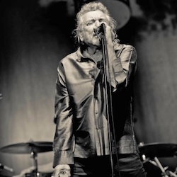 Robert Plant says watching Willie Nelson give away free weed is one of his greatest touring memories