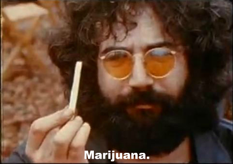 Jerry Garcia's Just-Launched Cannabis Collection