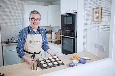 World's first' mince pie containing cannabis extract created by Great British Bake Off star from Sheffield –and this is the recipe