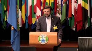 Iran Ambassador  to UN  reacts to decision to remove cannabis from list of most dangerous drugs