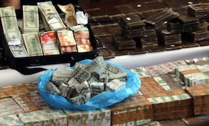 Egypt seizes $39m worth of 'made in Lebanon' drugs shipment inc 9 tonnes of hashish