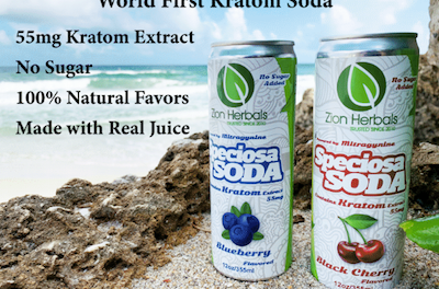 What Next ? Kratom Soda…