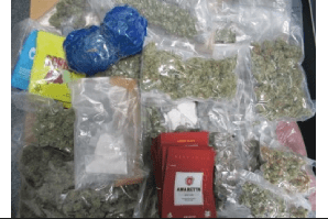 Ireland: Cannabis, khat, and cocaine discovered inside packages marked as 'fishing bait' and 'sport shoes'