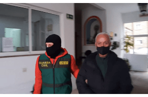 'Mafia boss' arrested in Spanish job centre as he looked for work
