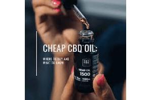 Healthline: The 6 Best Cheap CBD Oils in 2021