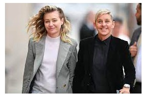 Those Crazy Celebs & Their Weed Stories !… Ellen DeGeneres drank 3 'weed drinks' right before she had to rush Portia de Rossi to the ER for emergency surgery