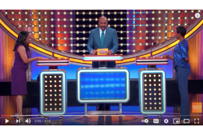 Dude, your bag of weed is actually… weeds!   Family Feud
