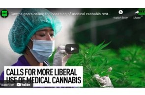 UK: Campaigners calling for loosening of medical cannabis restrictions