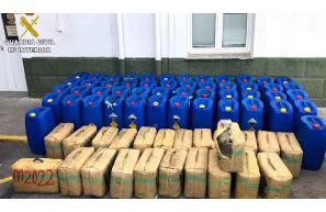 Spain: Three Detainees With 2.5 Tons Of Hashish On a Yacht In Alicante