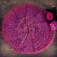 Pattern: Knitted Beret