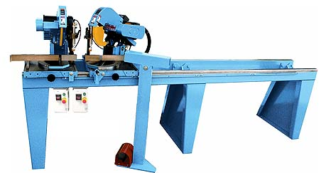 Industrial Chop Saws And Miter Saws