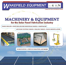 Wakefield Equipment Solar Catalog