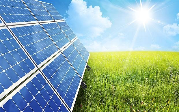 Solar Glass Growth
