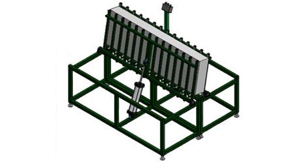 Door Flipping Table \u0026 Conveyor  sc 1 st  Wakefield Equipment & Window \u0026 Door Assembly Equipment - Wakefield Equipment