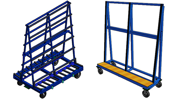 Racks & Dollies | Wakefield Equipment