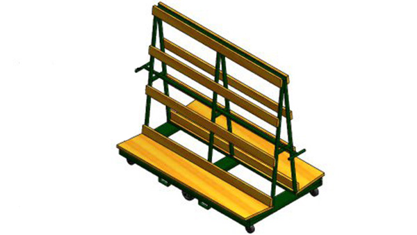 A-Type Shipping Racks