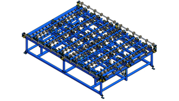 Custom Power Conveyor