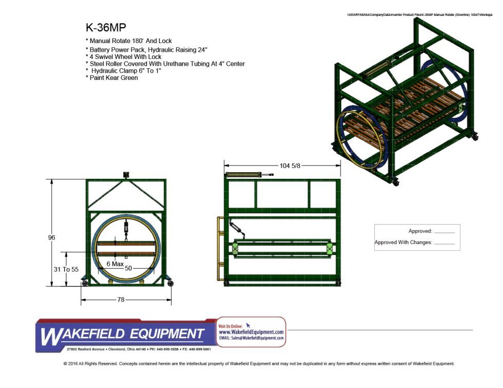 Door Barrel CAD