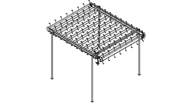 Freestanding Conveyor