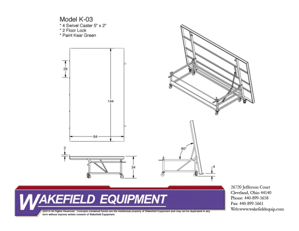Manual Cutting Tables CAD