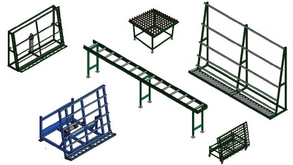 Tables & Conveyors