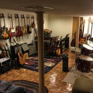 Jeremy's Studio