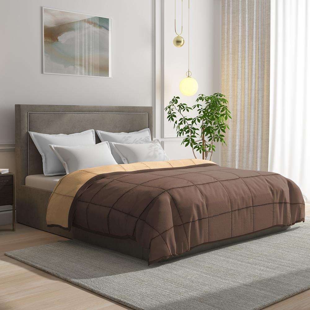 wakefit reversible comforter