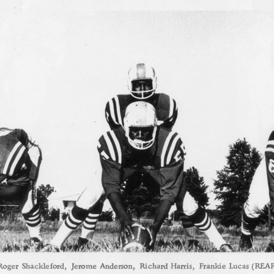 1965 DuBois Football