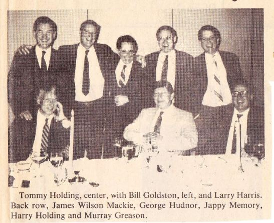 Tommy Holding - Last Supper