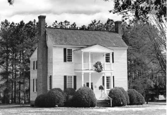 Calvin Jones House 2, ca 1990s