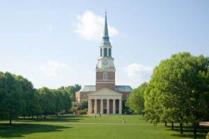Faculty, Staff, and Students Petition Wake Forest to Become Sanctuary Campus