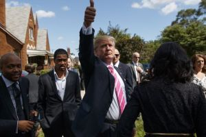 Donald Trump Represents the Party of African Americans