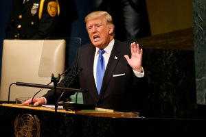 Interpreting Trump: United Nation's General Assembly Address