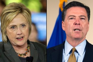 Comey Let Clinton Off the Hook