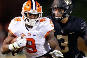 Wake Forest vs. Clemson Preview