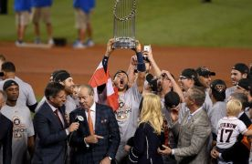 A Deeper Look at the Astro's World Series Victory